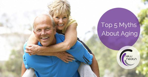 Top 5 Myths About Aging