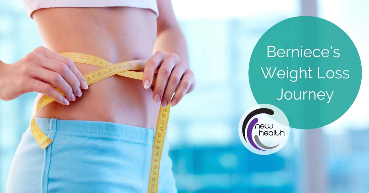 Client Testimonial for Weight Loss