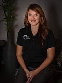 Team member Angela Griffith